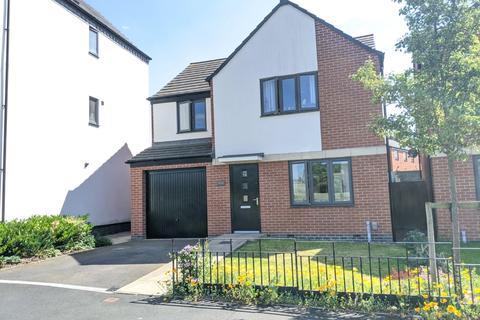 4 bedroom detached house for sale - Ranger Drive, Akron Gate/Oxley, Wolverhampton, West Midlands, WV10