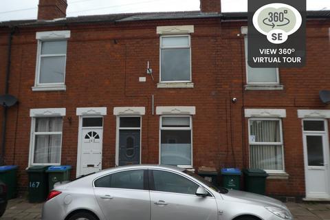 Studio to rent - Flat 3, Richmond Street, Stoke, Coventry, CV2