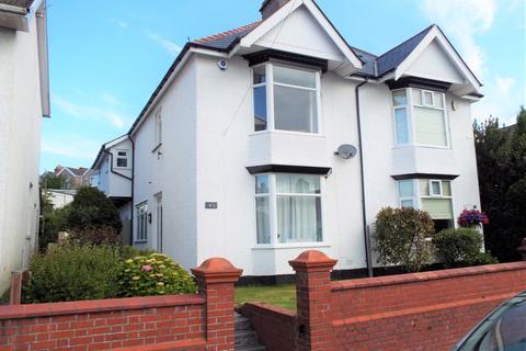 3 bedroom semi-detached house for sale - 6 Tavistock Road, Sketty, swansea, SA2 0SL