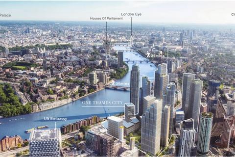 1 bedroom apartment for sale - One Thames City, Nine Elms, London SW8