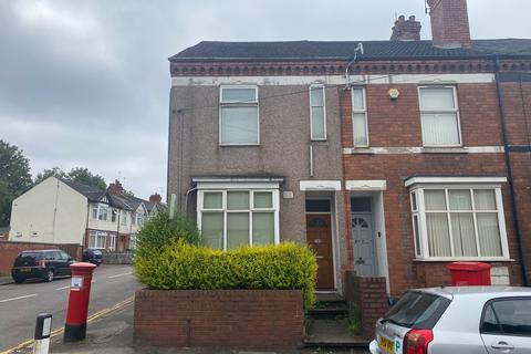 4 bedroom end of terrace house for sale - 188 Gulson Road, Coventry, CV1