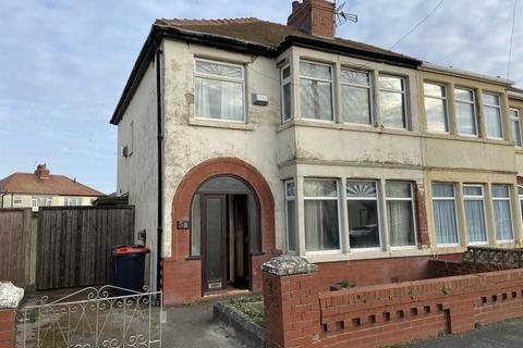 3 bedroom semi-detached house for sale - Palatine Road , Cleveleys  FY5