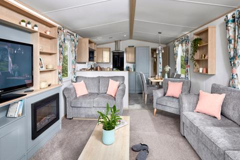 2 bedroom holiday lodge for sale - ABI Roecliffe at Tregoad Holiday Park, St Martins, Looe PL13