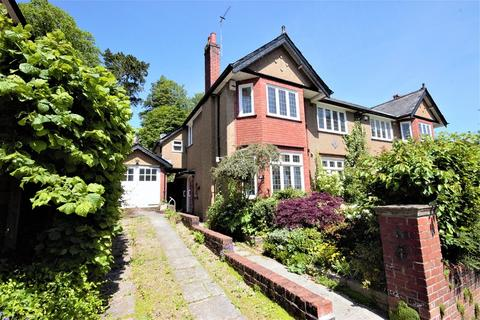 4 bedroom semi-detached house for sale - Fields Park Road, Newport. NP20 5BH