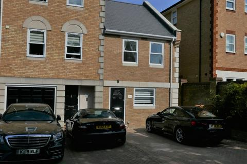 2 bedroom end of terrace house to rent - Vicarage Drive, Beckenham BR3