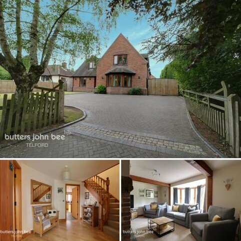 4 bedroom detached house for sale - Wellington Road, Telford