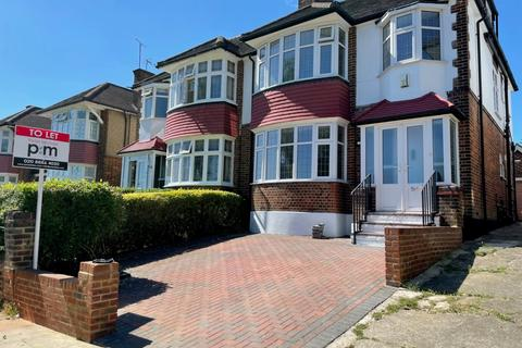 4 bedroom semi-detached house to rent - Southlodge Drive, Oakwood