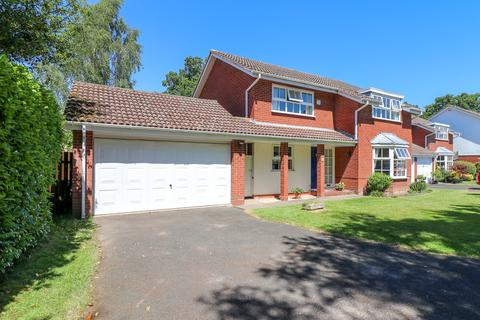 4 bedroom detached house for sale - Poolfield Drive, Solihull, West Midlands