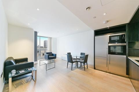 1 bedroom terraced house to rent - Charrington Tower, New Providence Wharf, London, E14