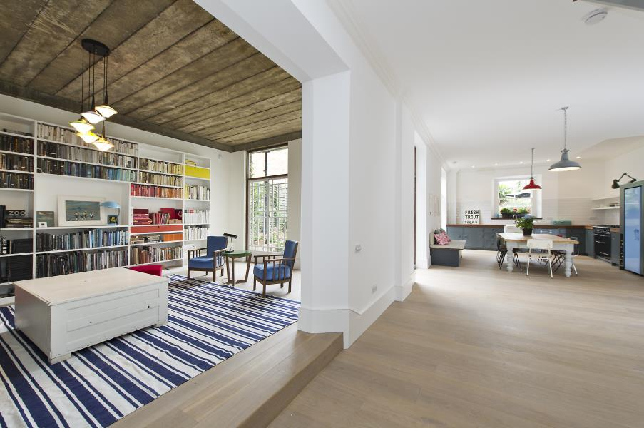 6 Bedrooms House for sale in Ponsard Road, Kensal Rise NW10