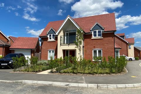 4 bedroom detached house for sale - Hawthorn Crescent, Woodley, Reading, RG5 4FH