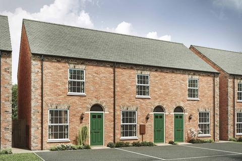 2 bedroom terraced house for sale - Plot 653, The Dudley G at Western Gate, LE19