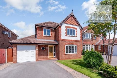 4 bedroom detached house for sale - Dryden Close, Ewloe CH5 3