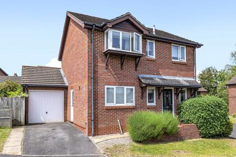 3 bedroom detached house for sale - Wheatland Close, Winchester, SO22