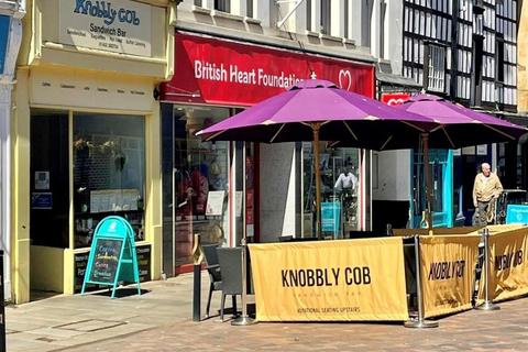 Takeaway for sale - Leasehold Sandwich Bar & Coffee House Located In Gloucester