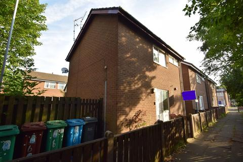 3 bedroom end of terrace house to rent - Rakehead Walk, Hulme, Manchester, M15 6NT
