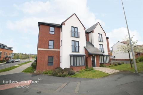 2 bedroom flat for sale - Bryce Way, Telford