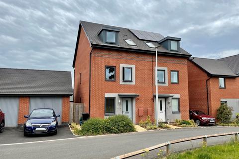 3 bedroom semi-detached house for sale - Shale Row, Tithe Barn, EX1