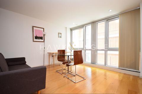 Studio to rent - Ontario Tower, Canary Wharf, London, E14