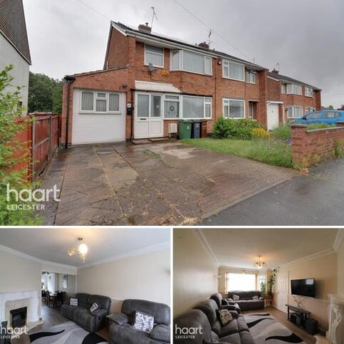 4 bedroom semi-detached house for sale - Charnwood Avenue, Leicester
