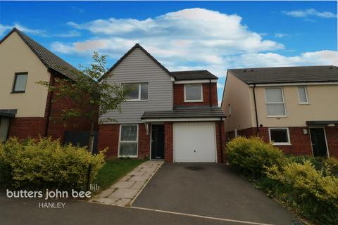 4 bedroom detached house for sale - Richard Dawson Drive, Stoke-on-Trent ST2 8NX