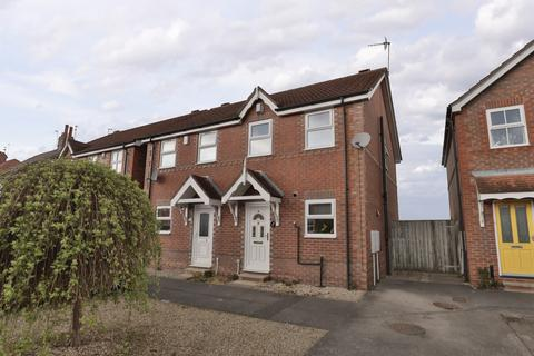 2 bedroom semi-detached house for sale - St. Lukes Grove, York, North Yorkshire