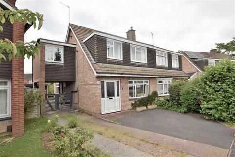 4 bedroom semi-detached house for sale - Radnor Road, Cheltenham, GL51 3JJ