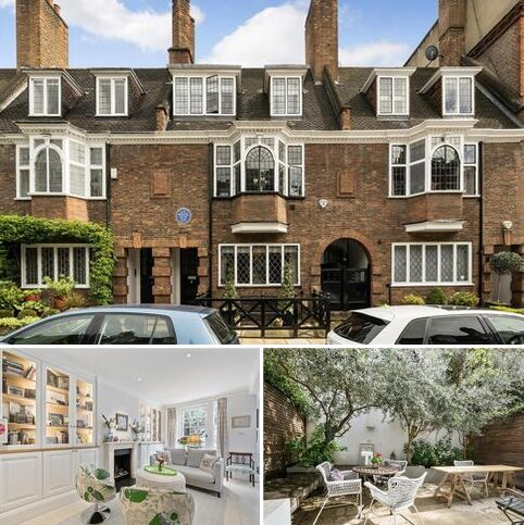 5 bedroom terraced house for sale - Mallord Street, Chelsea, London, SW3