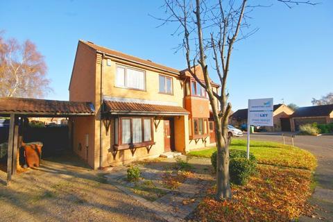 3 bedroom semi-detached house to rent - Wedgewood Road, Doddington Park