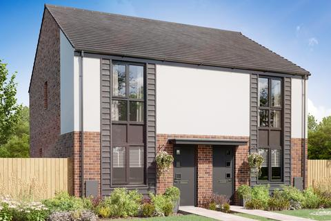 2 bedroom semi-detached house for sale - Plot 251, The Wistow at Germany Beck, Bishopdale Way YO19