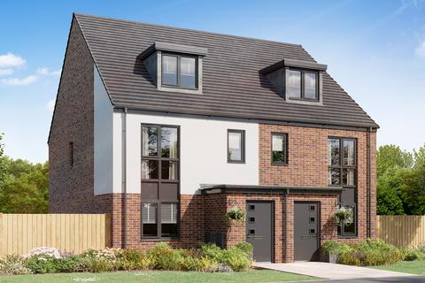 3 bedroom semi-detached house for sale - Plot 254, The Allerthorpe at Germany Beck, Bishopdale Way YO19