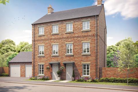 3 bedroom semi-detached house for sale - Plot 262, The Carlton at Germany Beck, Bishopdale Way YO19