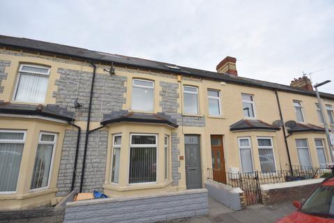 3 bedroom terraced house for sale - 12 Castleland Street, Barry, Vale of Glamorgan. CF63 4LN