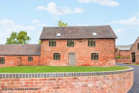 4 bedroom barn conversion for sale - Dodecote Grange, Childs Ercall