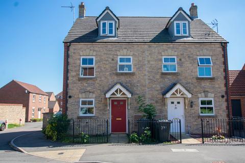 3 bedroom semi-detached house to rent - Thatcham Avenue , Quedgeley, Gloucester GL2 2BJ