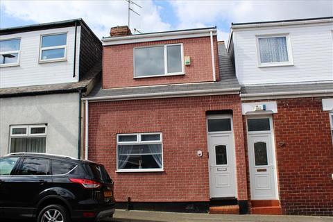 2 bedroom terraced bungalow for sale - SHEPHERD STREET, MILLFIELD, Sunderland South, SR4 6HA