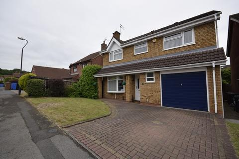 4 bedroom detached house to rent - Silverburn Drive, Oakwood, Derby DE21 2JJ
