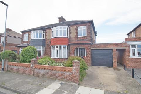 3 bedroom semi-detached house for sale - Ventnor Avenue, Hartlepool