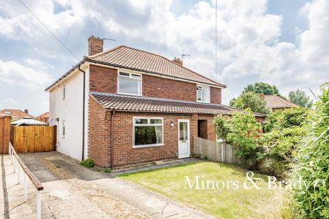 3 bedroom semi-detached house for sale - Rushmore Road, Sprowston