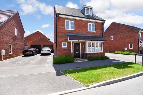 4 bedroom detached house for sale - Bodding Avenue, Nursling, Southampton