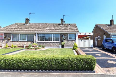 2 bedroom semi-detached bungalow for sale - Harewood Avenue, Bridlington