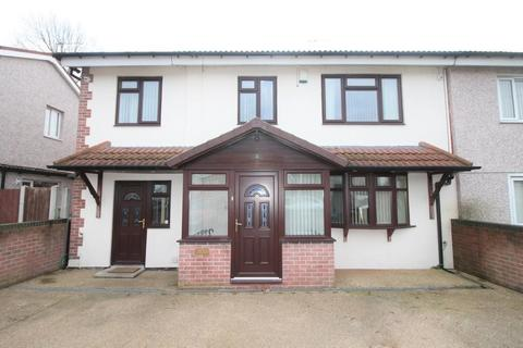 4 bedroom semi-detached house to rent - Exeter Road