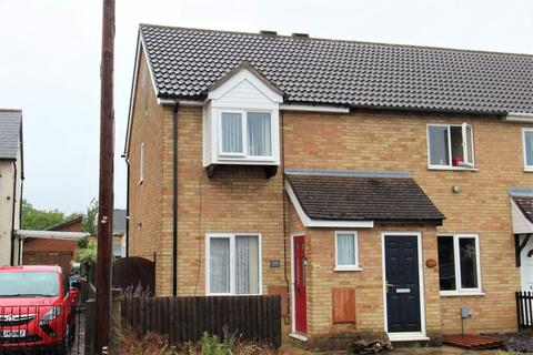 2 bedroom end of terrace house for sale - St. Neots Road, Sandy