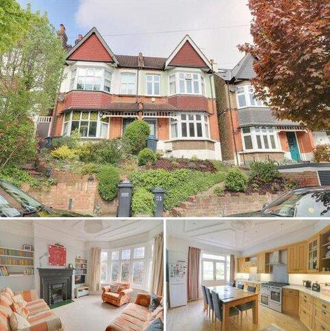 4 bedroom semi-detached house for sale - Blenheim Park Road, South Croydon