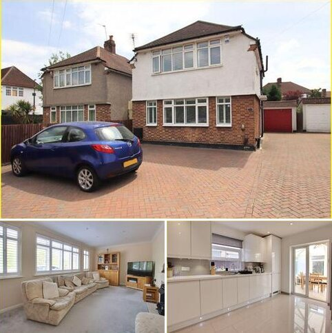 3 bedroom detached house for sale - Wickham Road, Shirley