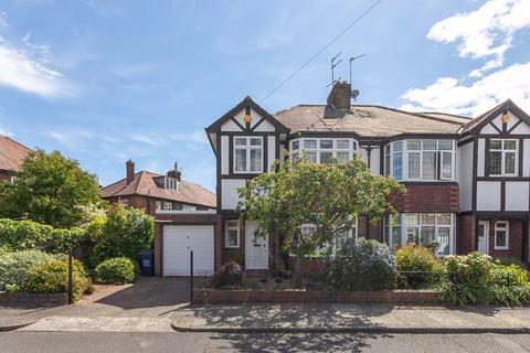 3 bedroom semi-detached house for sale - Wellburn Park, Jesmond, Newcastle upon Tyne