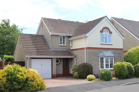 4 bedroom detached house for sale - Llys Steffan, Llantwit Major, CF61