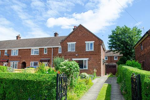 3 bedroom end of terrace house for sale - Green Avenue, Barnton, Northwich, CW8