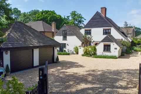 5 bedroom detached house for sale - Brockhills Lane, New Milton, Ashley, BH25
