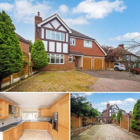5 bedroom detached house to rent - Pattens Lane, Chatham